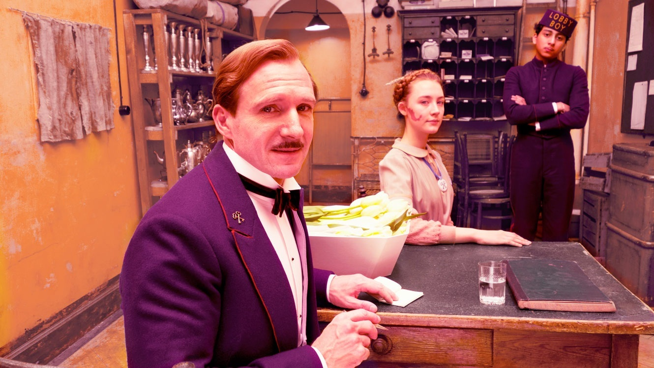 the grand budapest hotel is immaculately immersive the peak the grand budapest hotel di movie 533172770