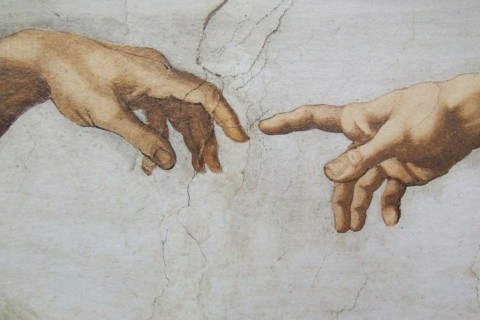 Web - The_Creation_Michelangelo - Wikimedia commons