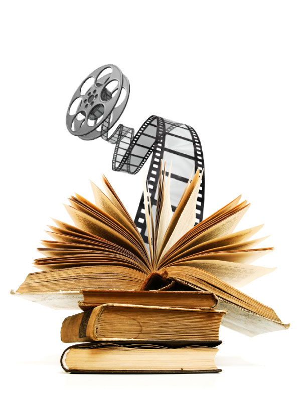 novel and film essays in two genres
