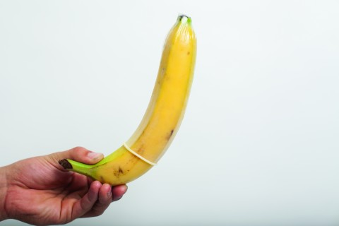 Using fruit to teach students about safe sex is simply unrealistic.