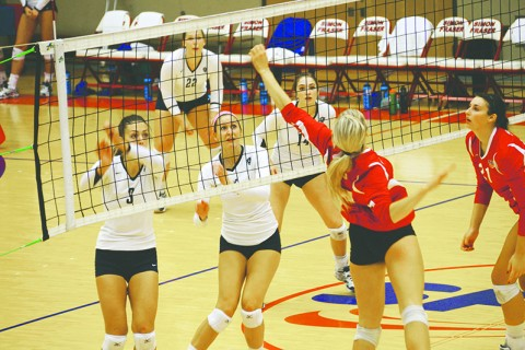 SFU is now fifth in the GNAC.