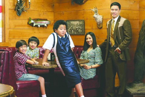 Fresh Off the Boat explores race within the context of a sterotypical family.