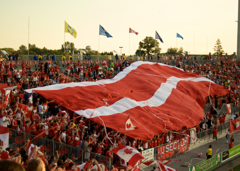 A near record crowd of 50,00 is expected for Friday night's game.