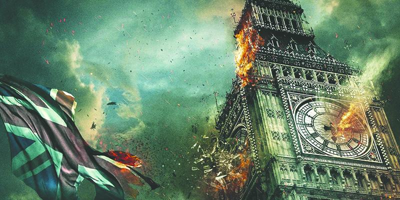 London Has Fallen has it's base in fear mongering.