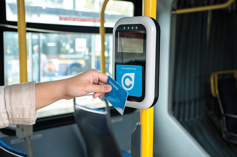 The U-Pass is one of two issues being brought to referendum during the 2016 SFSS election.