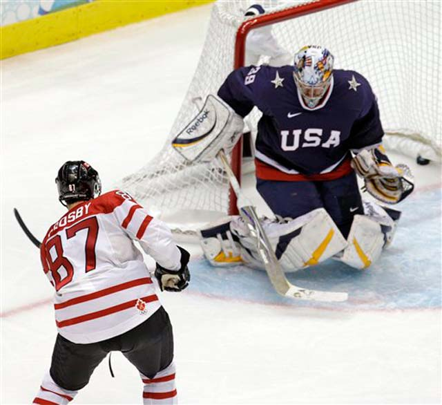 Sidney Crosby's golden goal will go down as the best-ever ending in sports history.