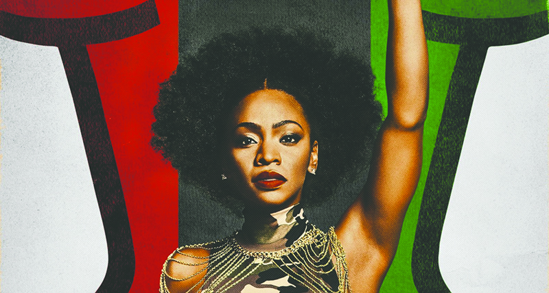 Lysistrata (Teyonah Parris) unites the women on both sides of a gang war by starting a sex strike.