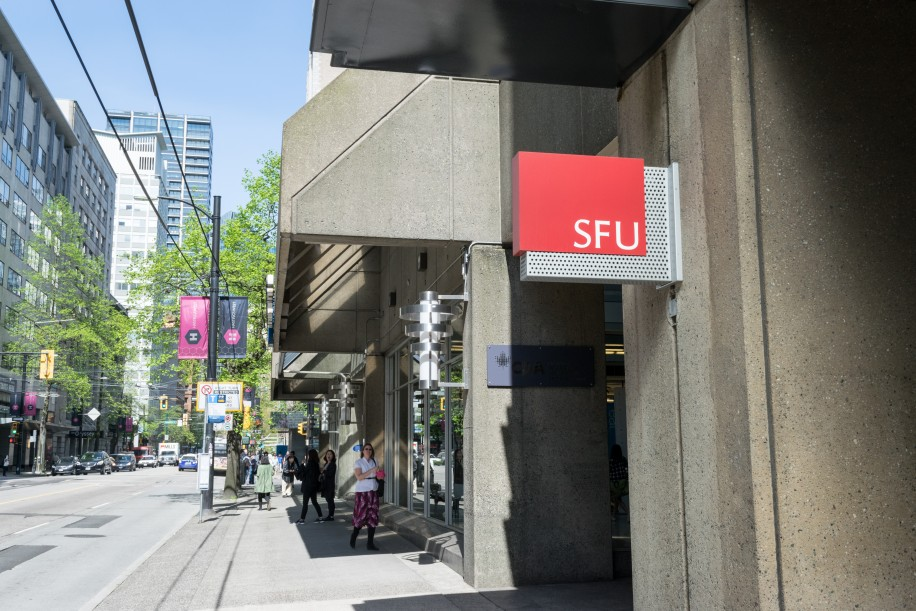 Will SFU follow other Canadian universities and reject the call to divest?