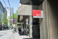 SFU will be having three concurrent town halls on May 31.