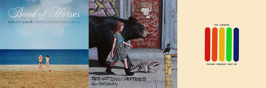 Album reviews week 8 web