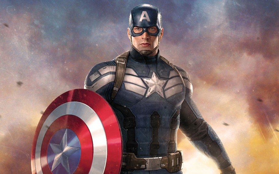The Twitter hashtagging campaigns continue with Marvel's Captain America at the centre of the latest one.