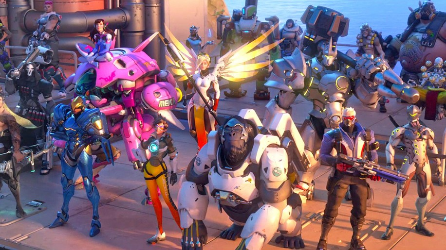 Much of Overwatch's appeal comes from its fantastic cast of characters.