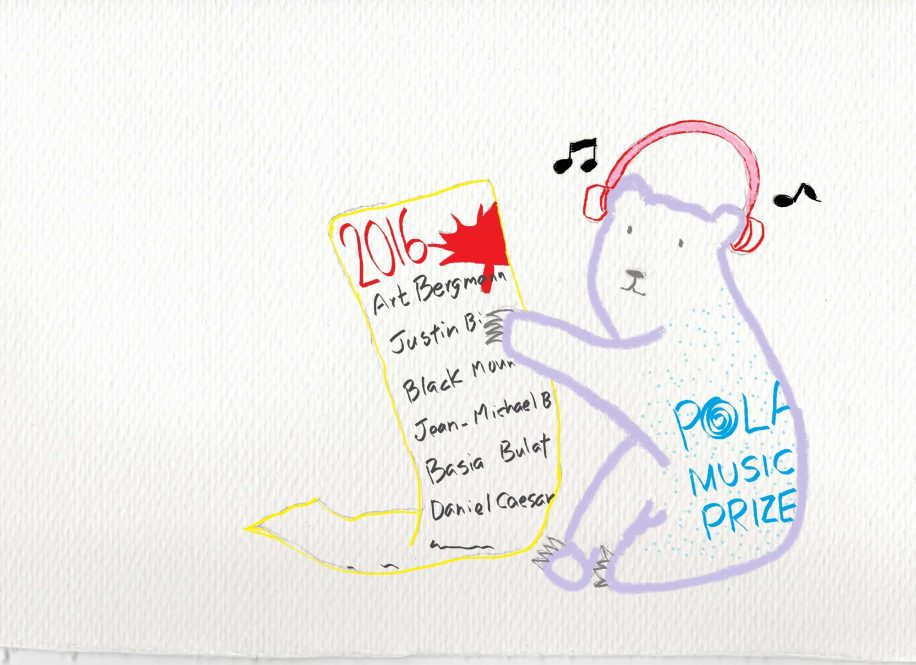 Canadian musicians shine like the North Star with the Polaris Music Prize.