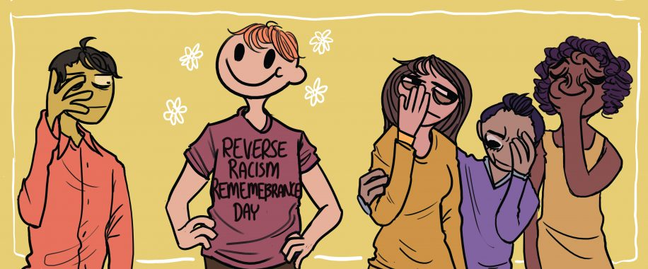 Tia Young - Reverse Racism Remembrance Day