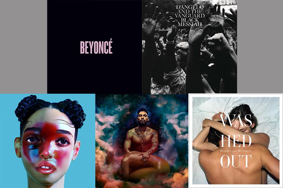 sexy albums