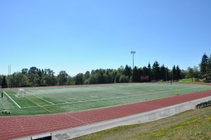 For the foreseeable future, the Terry Fox Field will remain the same as it is now.