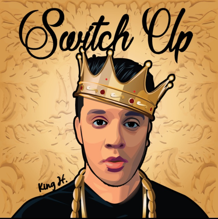 King H's EP Switch Up (July 29) features songs inspired by changes made in his life following a car accident.