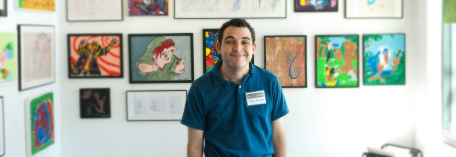 Owen Suskind has an affinity for the Disney films that help him communicate despite his autism.