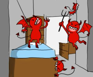 residence demons