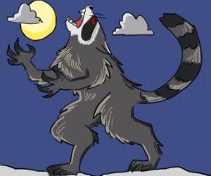 were-raccoon
