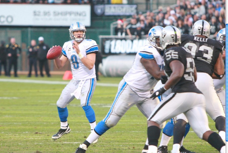 Matt Stafford will have a big game against the Colts this weekend.
