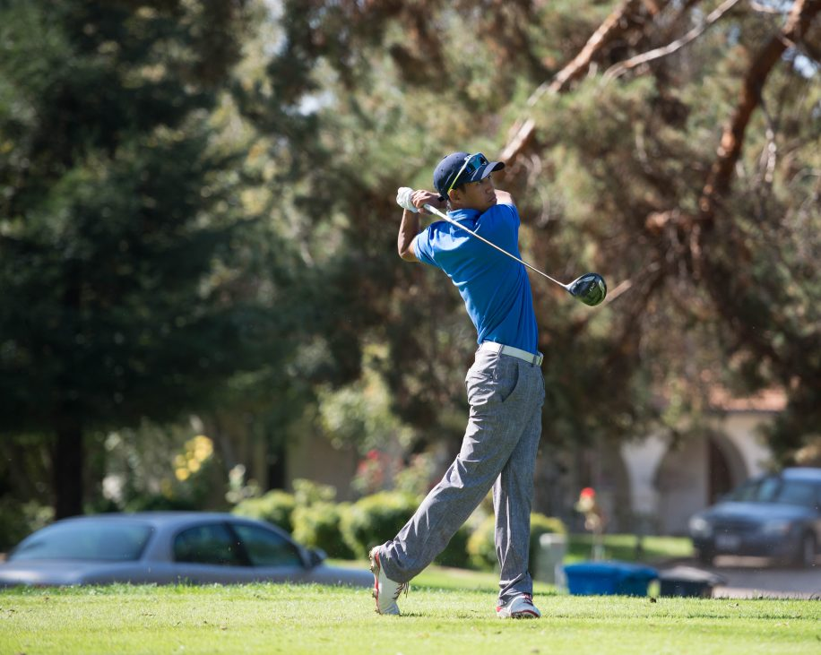 Chris Crisologo is expected to lead men's golf once again this upcoming season.