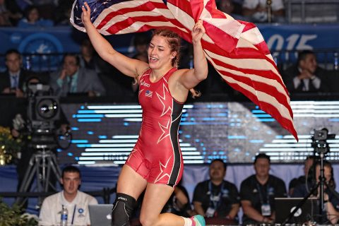 Helen Maroulis, who last participated for the Clan in 2014, became the first American female to win gold in women's wrestling
