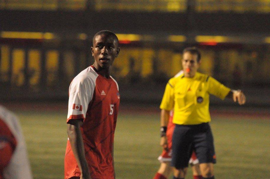 Mamadi Camara had a goal an assist in a dominant win Thursday.