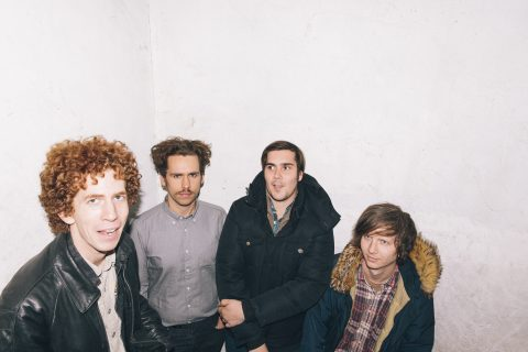 New York based band Parquet Courts stopped in Vancouver on August 27 at the Vouge as part of their latest tour.