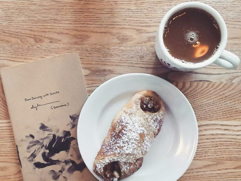 While some of the food can be dry, the apple croissant is the perfect snack to pair with any of the drinks from the Coffee Bar — especially the drip coffee.