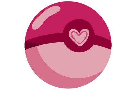 love pokeball edit