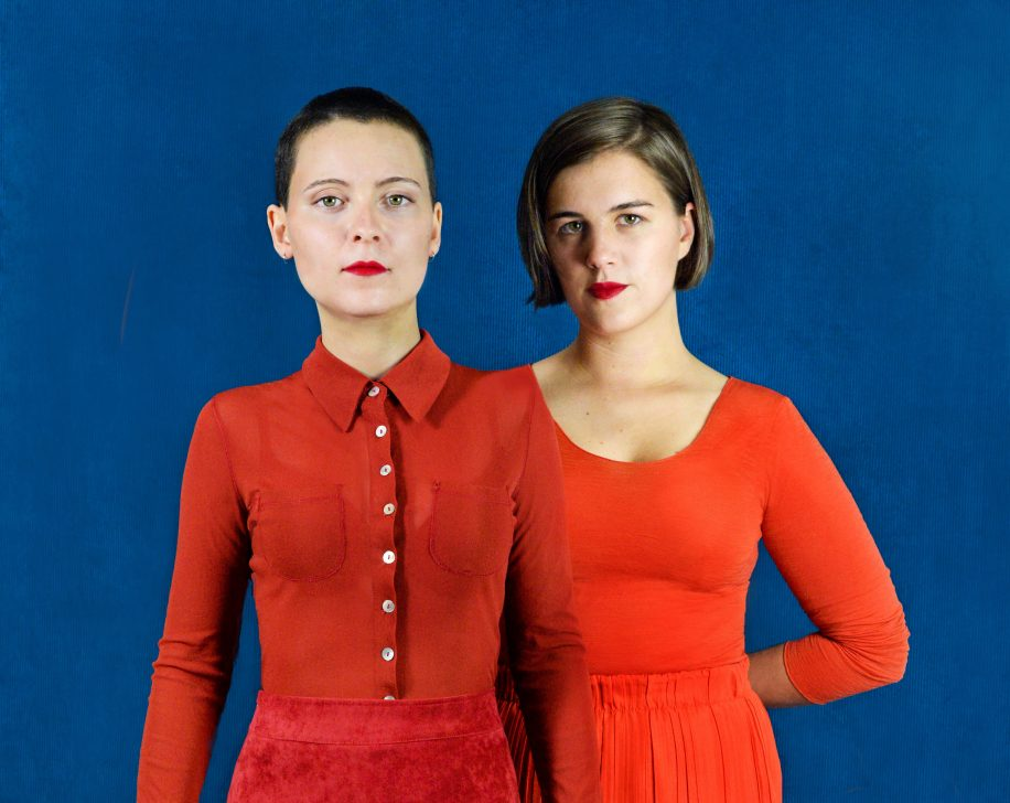 Australian duo Oh Pep! is returning to Vancouver for a second time this year, this time opening for Basia Bulat.