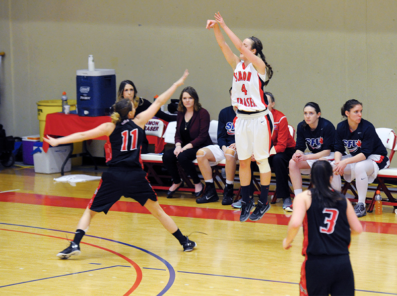 Elisa Homer is expected to be a key contributor for the team this season.