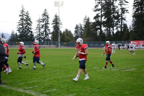 SFU led 13–12 before giving up 28 unanswered points.
