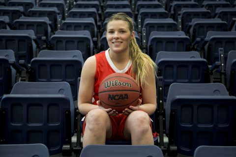 This season, Kett leads SFU in a host of categories including minutes played, assists, and rebounds, as well as free throw and three point percentage.