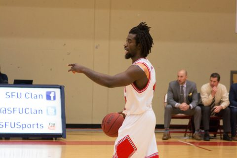 Kedar Wright had a career high 28 points in SFU's loss to Western Washington. SFU is now 2-10 on the season.