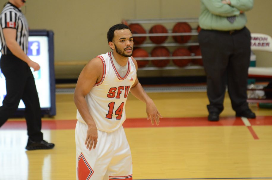 Iziah Sherman-Newsome had 13 points and nine rebounds in 33 minutes of action.